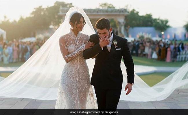Here's How Nick Jonas Wished Priyanka Chopra On Their Second Wedding Anniversary
