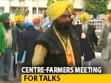 Video : Farmers Arrive For Talks, Claim No Conditions From Centre