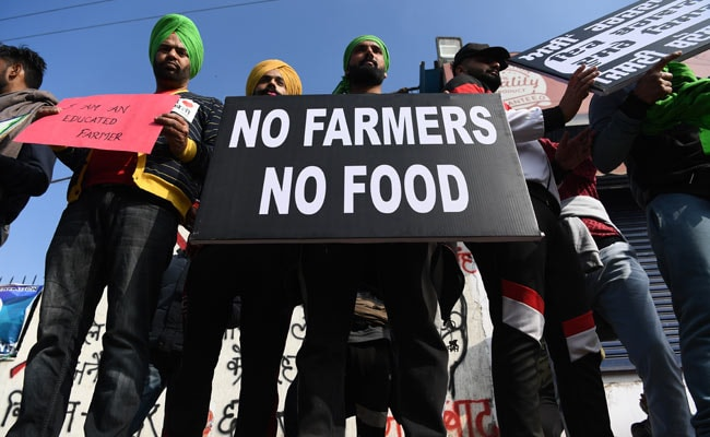 Will Only Discuss Repeal Of Laws, MSP Guarantee: Farmers Ahead of Talks