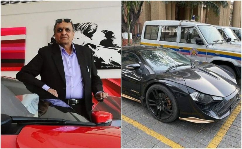 In addition to Dilip Chhabria's arrest, a DC Avanti was also seized by the Mumbai Police