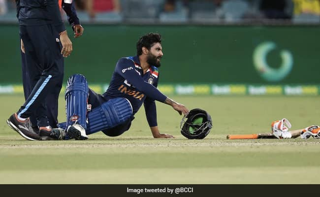 Ravindra Jadeja out of T20Is following concussion