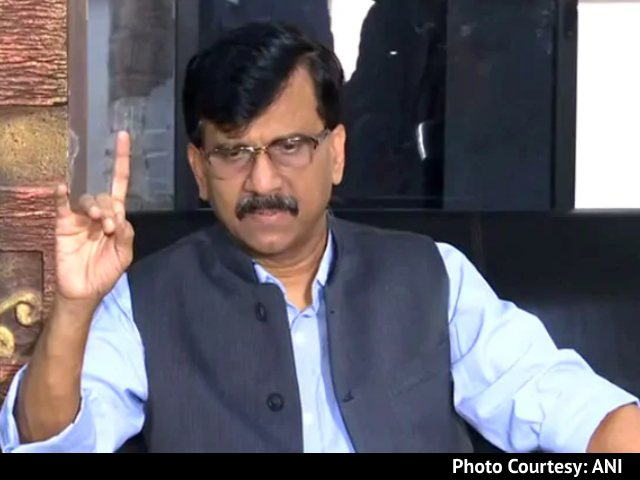 """Video : """"Conduct Surgical Strike"""": Sena's Taunt On Minister's """"China, Pak"""" Remark"""