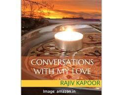 'कान्वर्सेशन विद माई लव' एक किताब जो देगी एकदम नया अनुभव...