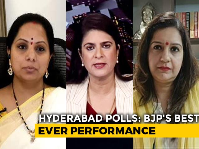 Video : From Hyderabad To Maharashtra: Huge Political Churn