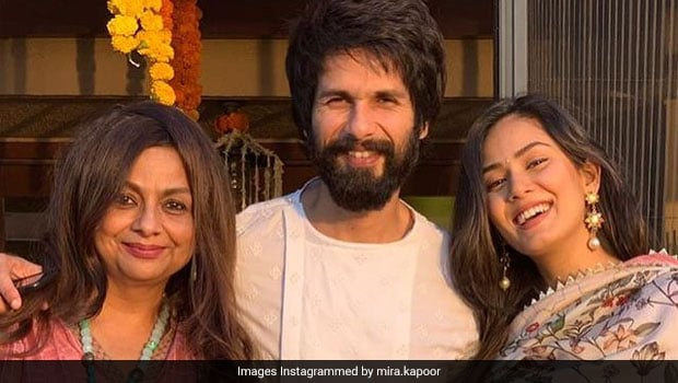 'Spoilt Thoroughly': Mira Kapoor Catches Up With Mother-In-Law Neelima Azeem Over Chai