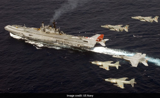 Hope Of Rescuing Viraat Fades, Nearly Impossible Terms For Transfer