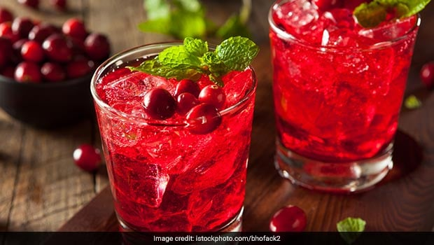 Cranberry Juice Shown Clinically To Help Reduce Infection Rate Caused By Common Stomach Bacteria