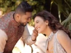 Gauahar Khan And Zaid Darbar Tease Fans With Pre-Wedding Video And Hashtag