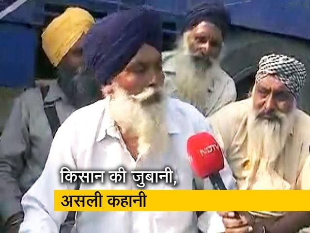 Videos : वायरल हुई थी किसान की तस्वीर, अन्नदाता ने बताई असली कहानी
