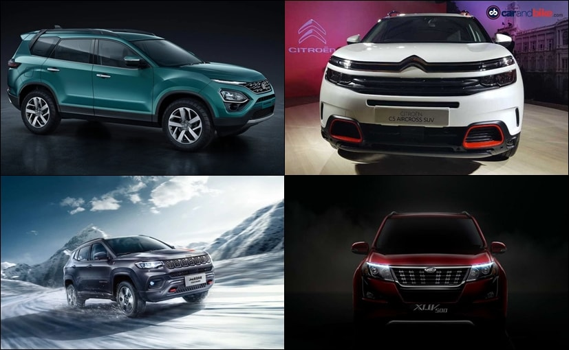 Upcoming SUVs In India In 2021 Upto ₹ 25 Lakh