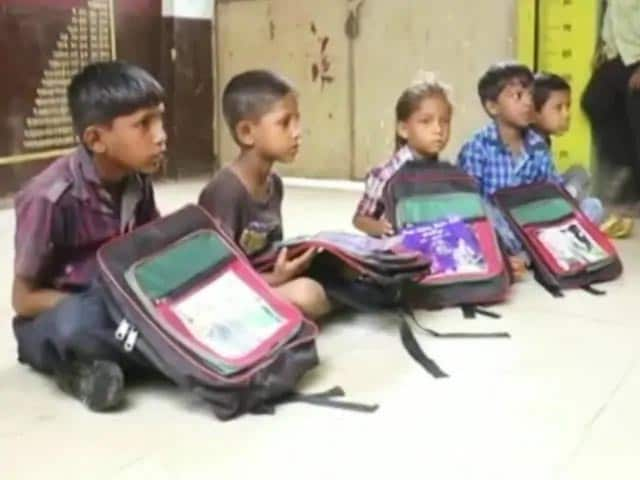 Video : School Bag Policy 2020