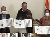 Video : Postage Stamp Released On Former PM IK Gujral's Birth Anniversary
