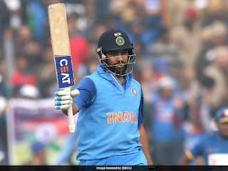Rohit Sharma Scored His Third ODI Double Century On This Day In 2017