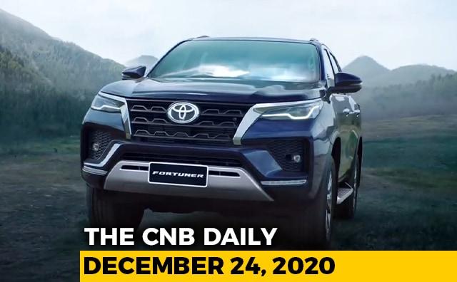 Video : Toyota Fortuner Facelift | VW Price Hike | RE Meteor November Sales