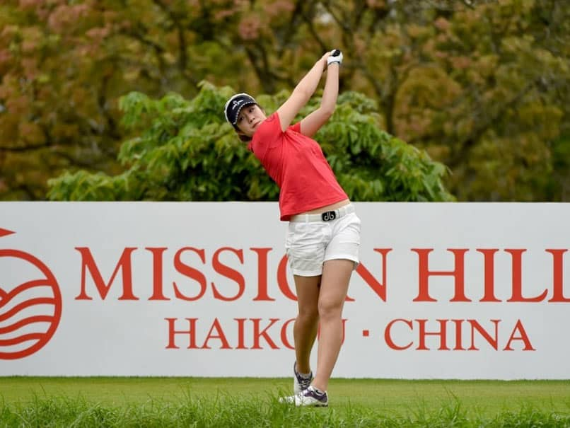 Zhang Jienalin To Become First Female Golfer To Compete In China Open