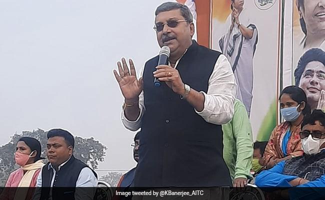 'Suvendu Adhikari Joined Biggest Extortionist Party': Trinamool MP