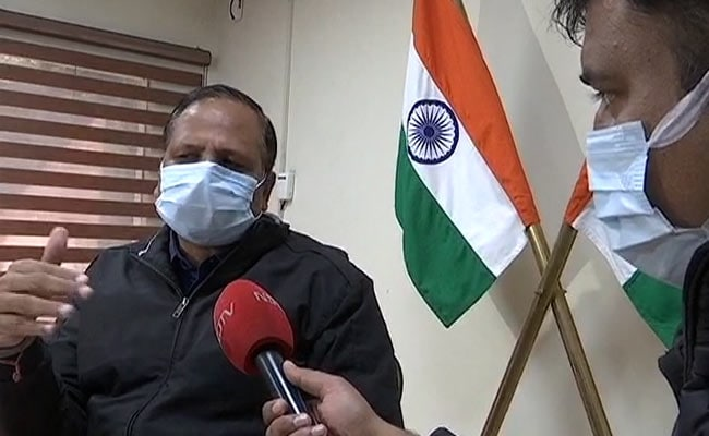 """""""Lockdown Not A Solution, Learn To Live With Covid"""": Delhi Health Minister"""