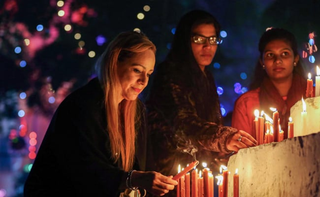 Christmas Day: 10 Images Capturing Xmas Celebrations In India. See Here