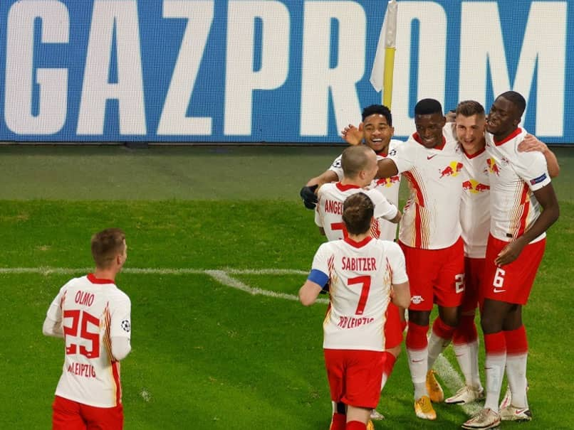 UCL, RB Leipzig vs Manchester United: Manchester United Stumble Out Of Champions League With Loss In Leipzig
