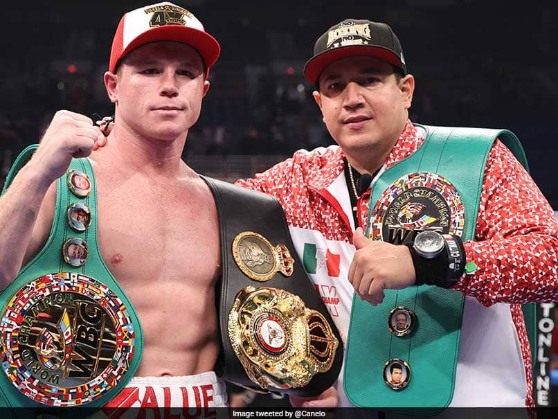 Canelo Alvarez Overpowers Callum Smith To Claim Two Titles