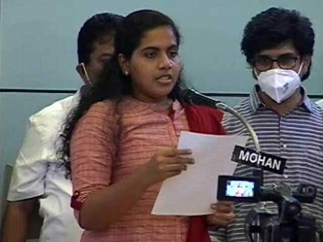 Video : 21-Year-Old College Student Elected Mayor Of Kerala Capital