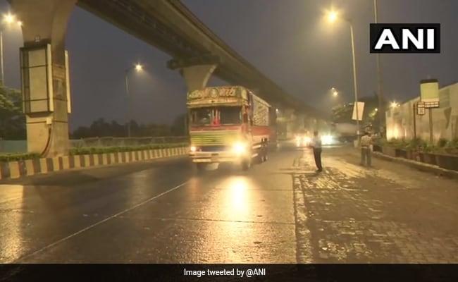 Mumbai Rain: Light Showers In City And Neighbouring Areas
