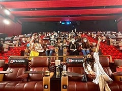 "In Pic: Kiara Advani, ""Back At The Cinemas,"" Watched Her Own Film With Family"