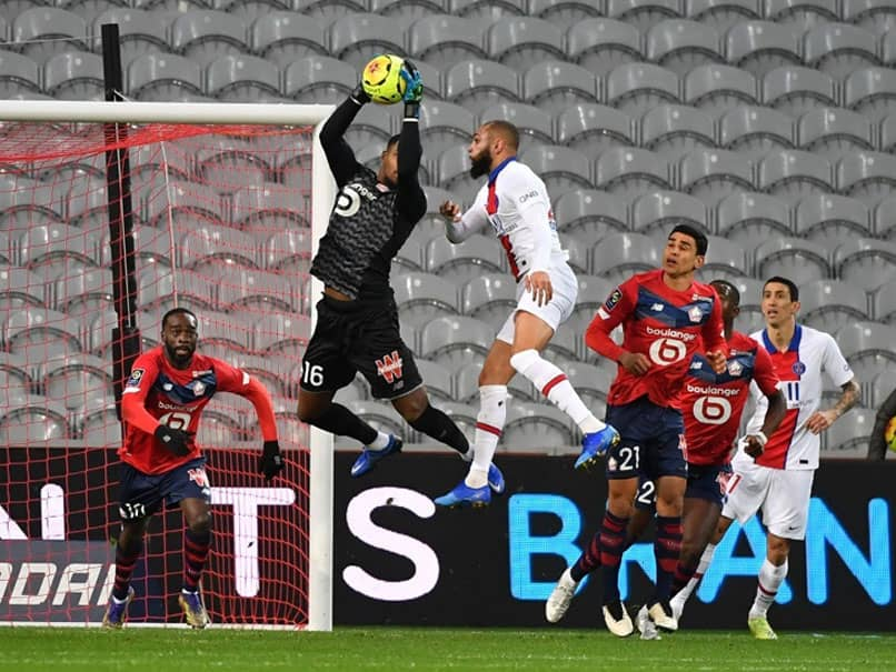 Ligue 1: Lille Reclaim Top Spot With Paris Saint-Germain Stalemate