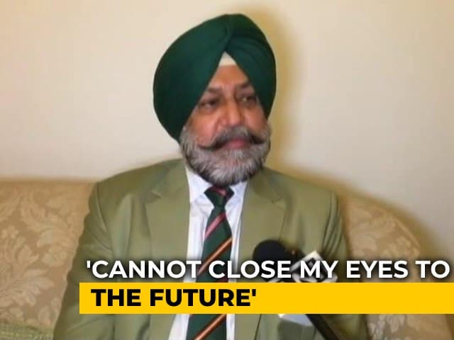 Video : Senior Punjab Prisons Official Quits In Support Of Protesting Farmers