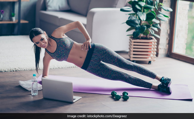 You Can Burn Large Amount Of Calories With This Rigorous HIIT-Meets-Pilates Workout Session