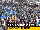 Video : Farmers' Protest: No Breakthrough In Talks, Next Round On Wednesday