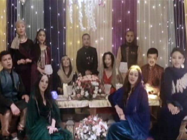 Shillong Chamber Choir On NDTV To Celebrate Christmas Album