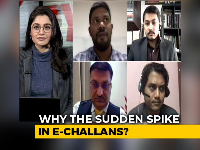 Video : Why Is There A Spike In E-Challans?