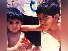ICYMI: Varun Dhawan's Throwback Gem Featuring Brother Rohit Dhawan