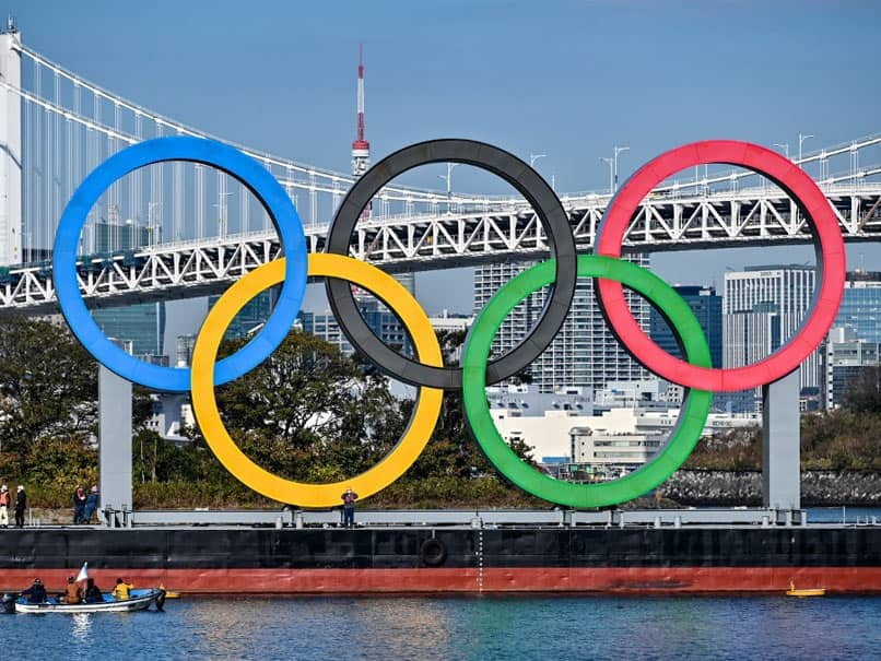 Tokyo Olympics Test Event Cancelled Over Coronavirus: Reports