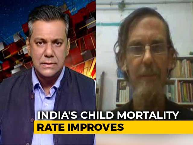 Video : Survey: Malnutrition Worsens Among Children In India