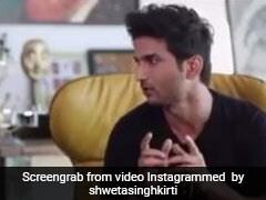 बहन श्वेता सिंह कीर्ति ने सुशांत सिंह राजपूत का शेयर किया Video, कहा था- अच्छी बात है कि सवाल उठते हैं...