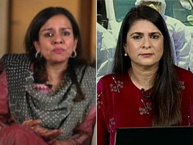Video : A Heartfelt <i>Salaam</i> To All The Health Workers: Sangita Jindal