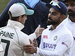 """Virat Kohli Best Batsman In The World, Will Always Remember Him,"" Says Tim Paine"