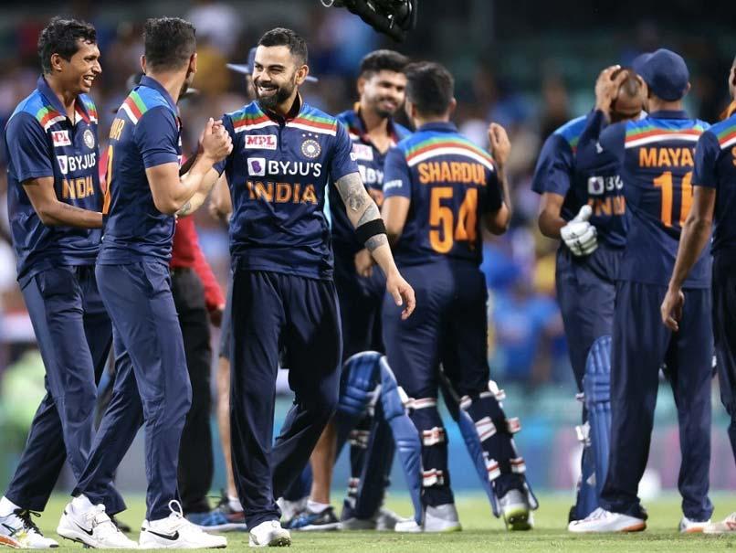"India vs Australia: ""I'll Text AB de Villiers Tonight,"" Says Virat Kohli After Scoop Shot vs Australia"