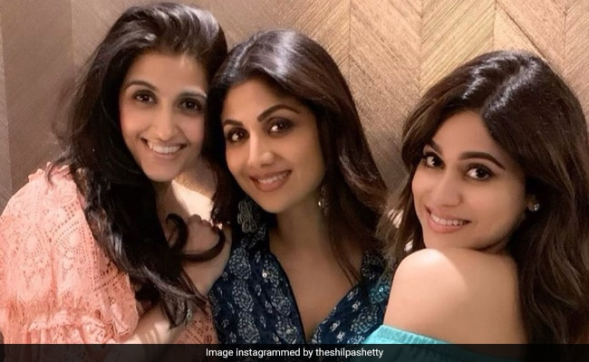 Trending: Shilpa Shetty's Pic With The 'Anmol Ratan' Of Her Life
