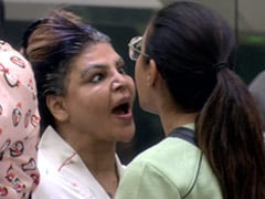 <i>Bigg Boss 14</i> Written Update December 29, 2020: Rakhi Sawant And Jasmin Bhasin's Fight Gets Ugly