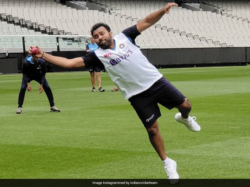 Australia vs India: Rohit Sharma Gears Up For Sydney Test With Catching Practice At MCG. See Pics