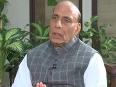"""Acts Of Vandalism Should Stop"": Rajnath Singh Condemns Damaging Of Mobile Towers"