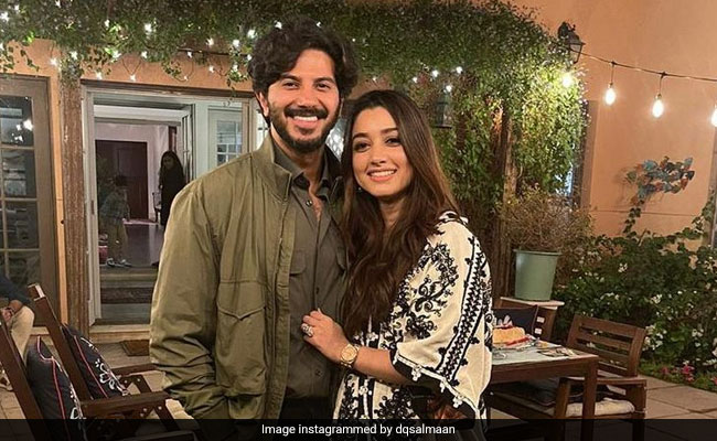 Dulquer Salmaan's 'Corny' Yet Adorable Post For Wife Amal On 9th Wedding Anniversary