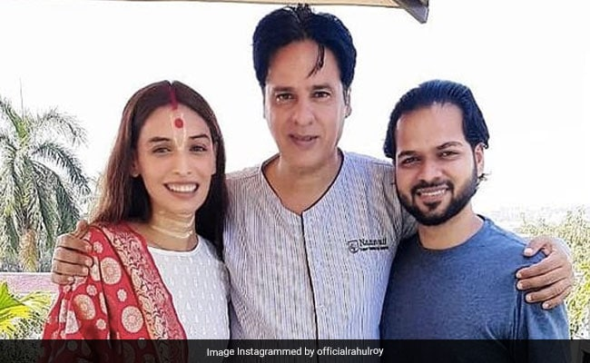 Actor Rahul Roy, Recovering After Brain Stroke, Shares Health Update