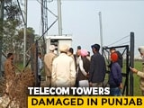 Video : Amid Farm Law Protests, 1,500 Jio Towers Damaged in Punjab