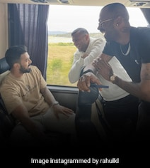 KL Rahul Introduces Fans To The 'Back Benchers' Of Team India. See Pic
