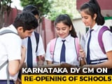 Video : Karnataka Schools To Reopen For Classes 10, 12 From January 1