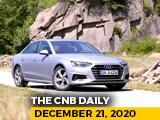 Video : New Audi A4 Pre-Bookings, BMW Price Hike, Jawa Price Increase